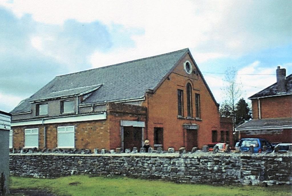 Cascade Chapel