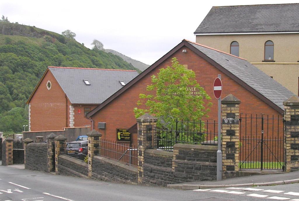 Ferndale Church Building