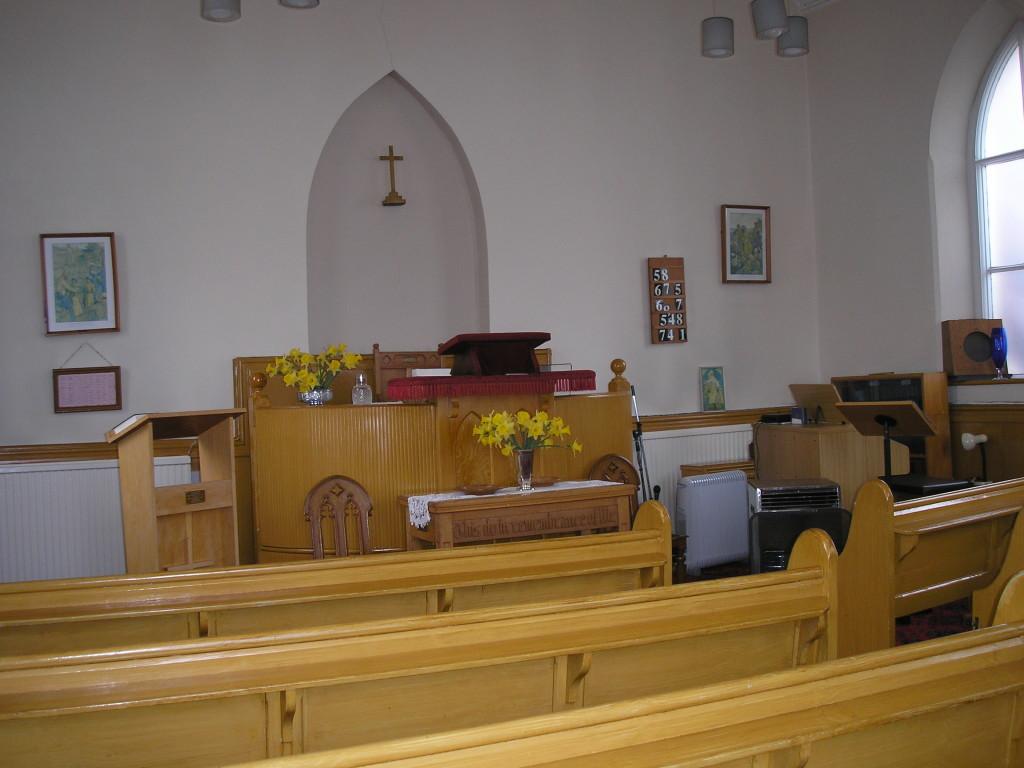 Aberfan interior